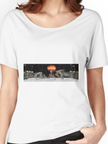 The Last Supper - For the nuclear age Women's Relaxed Fit T-Shirt