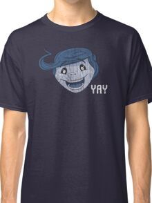 YAY vintage style Classic T-Shirt