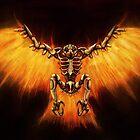 Mecha-Phoenix by Adam Howie