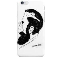 What's on A Man's Mind iPhone Case/Skin