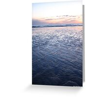 LUNDY ISLAND from Westward Ho ! Greeting Card