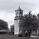 San Jose Mission Bell Tower by © CK Caldwell IPA