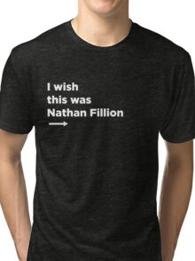Everyones wish pt. 2 Tri-blend T-Shirt