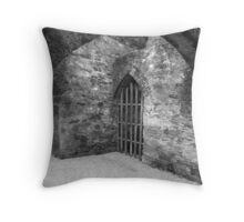 Corridors of the Spirit Throw Pillow