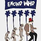 Encino Who by Jarrod Kamelski