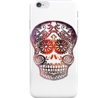 Skully Three iPhone Case/Skin