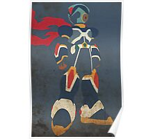 Megaman X Poster