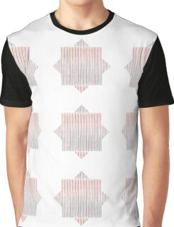 Happy Wobbly Lines I Graphic T-Shirt
