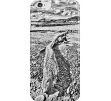 Driftwood Sketched iPhone Case/Skin