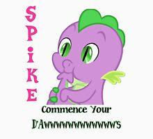 Spike - D'AWWWW! Unisex T-Shirt