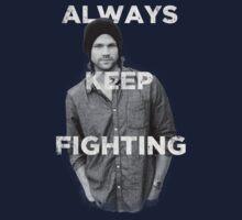 Keep Fighting Kids Tee
