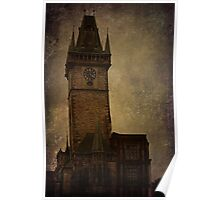 Mysterious Tower  Poster
