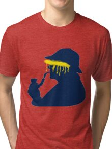 Sherlock Holms Tri-blend T-Shirt