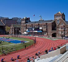 USA. Philadelphia. University of Pennsylvania. Stadium. by vadim19