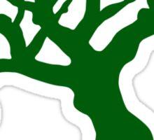GROW Oxfam Tshirt - Tree of Life Sticker
