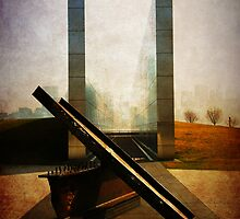 9-11 Memorial - We will never Forget by Rundis