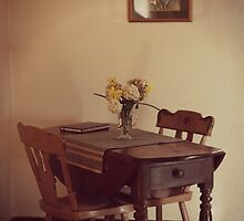 18th Century Dining by Kelly Chiara