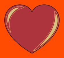 Red Heart Kids Tee