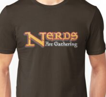 Nerds Are Gathering - Magic The Gathering MTG Spoof Unisex T-Shirt