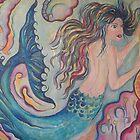 Mermaid of the Deep by emelgi