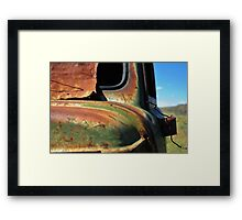The Russet Age Framed Print