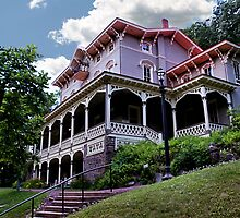 Asa Packer Mansion by djphoto