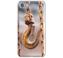 Seaside Rust iPhone Case/Skin