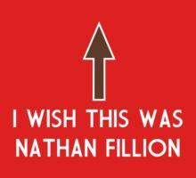 I Wish This Was Nathan Fillion One Piece - Long Sleeve