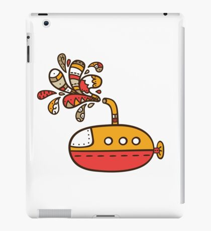 submarine iPad Case/Skin