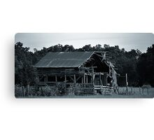 Only a Roof Canvas Print