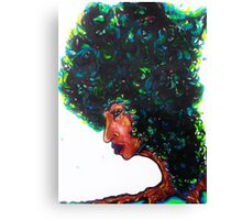 Deep in my Roots Canvas Print