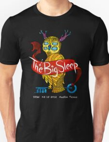 The Big Sleep - SXSW T-Shirt