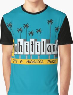Tahiti-land Graphic T-Shirt