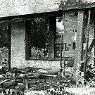 House Fire by joevoz