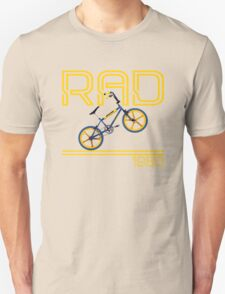 Retro 80's BMX Bike Men's T-shirt  Unisex T-Shirt
