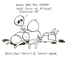 Hamlet 2: Hamlet Harder by RobStears