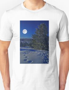 Moonlight night T-Shirt