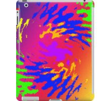 Psychedelic Splodge iPad Case/Skin