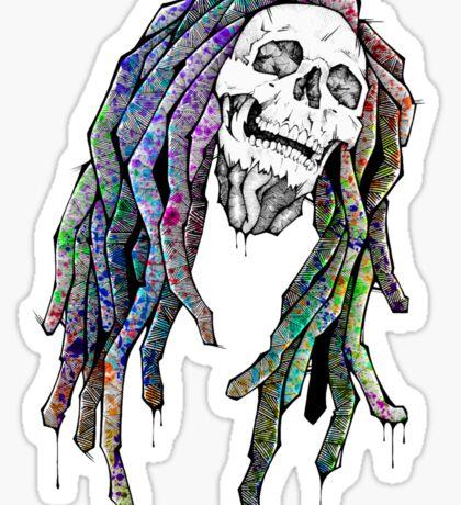 Dead King - Bob Marley Sticker