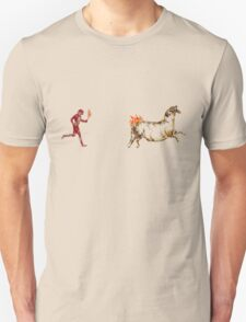 The Discovery of Fire #1 Unisex T-Shirt