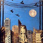 The City Sleeps by Sabrina  Bean