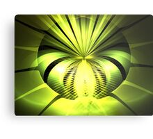 Green Apple Tart Metal Print