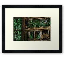 Living Garden Framed Print