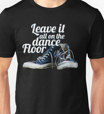 Dance Floor Unisex T-Shirt