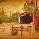 Kreidersville Bridge 2 by Pat Abbott