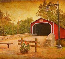 Kreidersville Bridge 2 by Pat Abbott