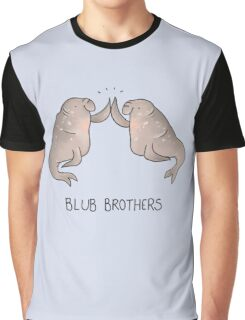 Blub Brothers Graphic T-Shirt
