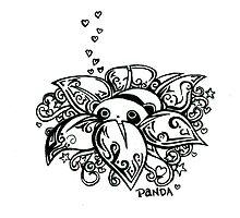 Panda! by Chloeosity