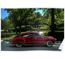 1946 Buick Super Sedanette Coupe Poster