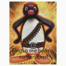 Pingu is one badass motherf*cker! by ramox90